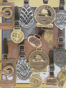 Medallions, Coins and Tags