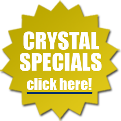 Specials on Crystal Paperweights